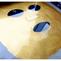 純金24金フェイシャルマスク「KINPAK(キンパック)」