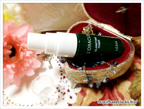 オラクル「クラリファイング・トナー(化粧水)」