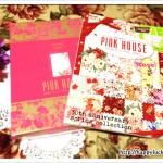 ブランドムック「PINK HOUSE 30thアニバーサリーBOOK Rose」付録バッグレビュー