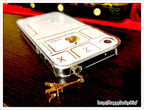 妹のiPhoneケース