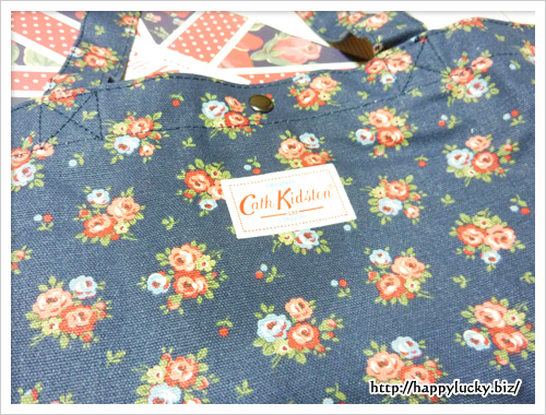 Cath Kidston SPECIAL BRITISH ISSUE Spring Summer 2012のロゴアップ