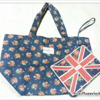 Cath Kidston SPECIAL BRITISH ISSUE Spring Summer 2012 バッグとポーチ
