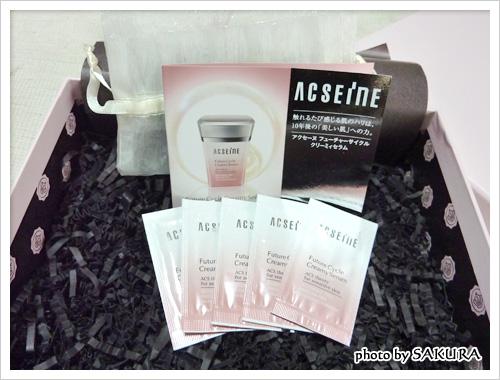 ACSEINE Future Cycle Creamy Serum(アクセーヌ フューチャーサイクル クリーミィセラム)