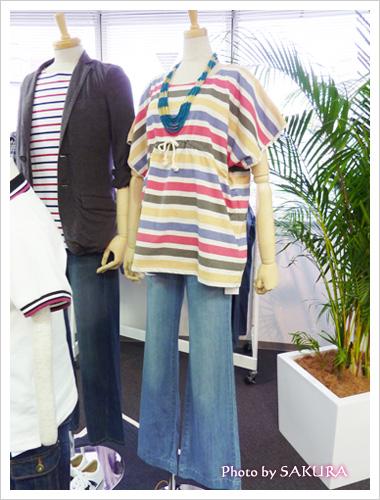 ニッセン東京プレスルームの展示2