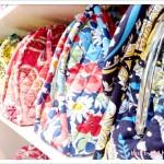 Vera Bradley ヴェラ・ブラッドリー 2012夏の新作バッグを見てきました♪