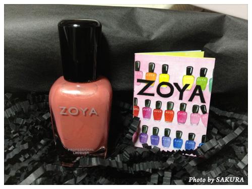 ZOYA(ゾーヤ) ゾーヤ