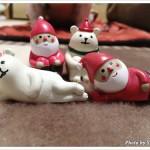 ついつい集めたくなる!サンタクロースがユルカワなデコレ・concombre「まったりマスコット」が可愛い!
