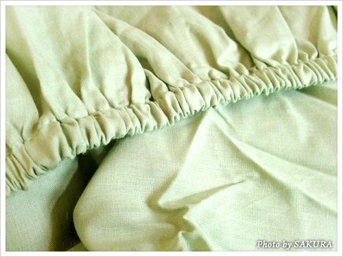 和式敷き布団カバー ゴムタイプ