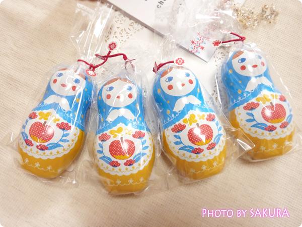 メリーチョコレート(Mary's)「ショコラーシカ」6個入り×4つ(1)