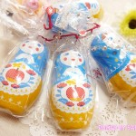 【バレンタイン】メリーチョコレート(Mary's)の「ショコラーシカ」ロシアのマトリョーシカ風が可愛い!