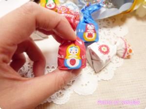 メリーチョコレート(Mary's)「ショコラーシカ」6個入り チョコレートアップ