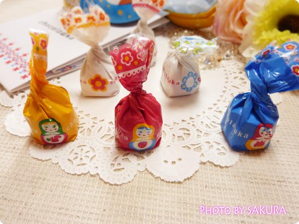 メリーチョコレート(Mary's)「ショコラーシカ」6個入り 全体2