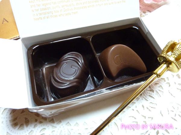 友チョコ、自分チョコ、本命へのプレゼントにそっと添えて。