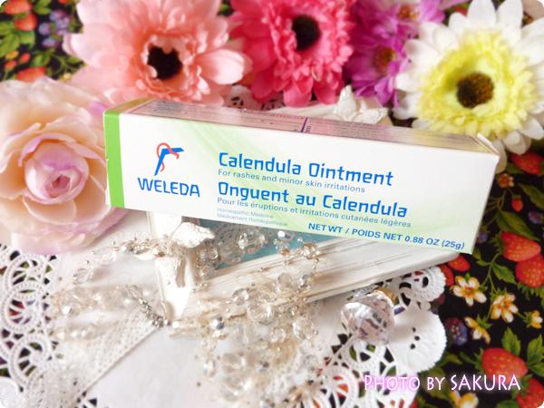 Weleda, Calendula Ointment, 0.88 oz (25 g)(WED-00459)  外箱