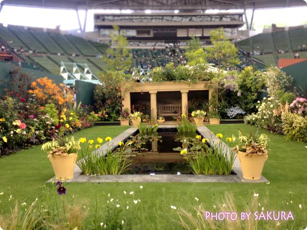オードリー・ヘップバーンが愛した庭 全体