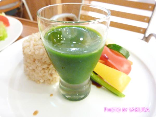 グリーンパワージュース(青汁)