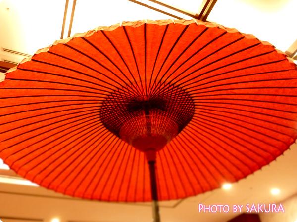歌舞伎座・番傘
