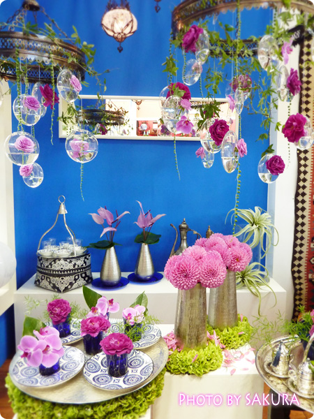 バラの香るトルコの家 1