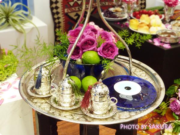 バラの香るトルコの家 3