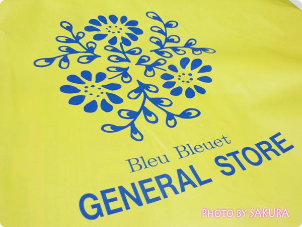 Bleu Bleuet(ブルーブルーエ) GENERAL STORE