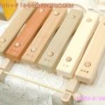【グッドトイ2012】オークヴィレッジ「小さな森の合唱団(琉球版)」安全な国産木材使用の琉球音階が不思議な音色に癒される