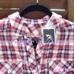 【レナウン】クリアランスセールで、傘マークが可愛い「アーノルドパーマー」でチェック柄シャツをゲット
