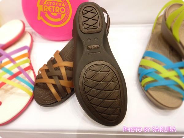 huarache mini wedge w(ワラチェ ミニ ウェッジ ウィメン) Bronze / Espresso 靴底