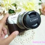 【ミラーレス一眼】LUMIX DMC-GF5用の純正本革カメラボディケースキット(DMW-BCSK2)を購入しました