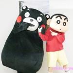 熊本のゆるキャラ・くまモン+春日部の人気キャラ・クレヨンしんちゃんを見に行ってきました!