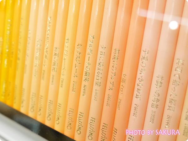 「500色の色えんぴつ」色の名前アップ2