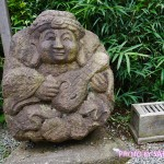 七福神+1=八福神。ホテル椿山荘東京の庭園で七福神とパワースポット巡り