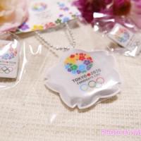 オリンピック東京開催の招致グッズ