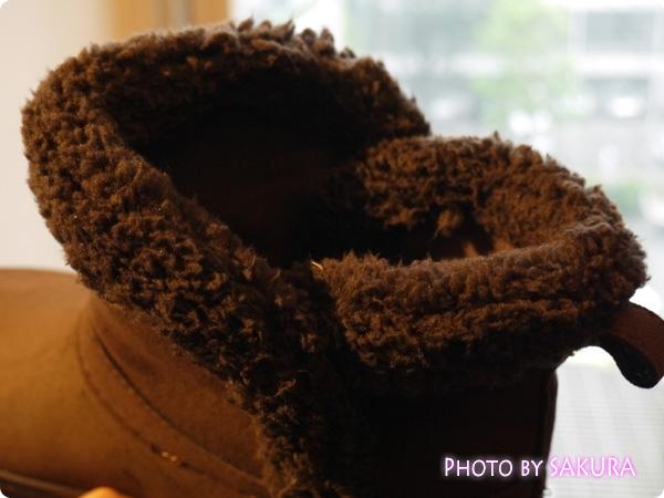 modessa synthetic suede shorty boot w モデッサ シンセティック スエード ショーティ ブーツ ウィメン 履き口もこもこアップ