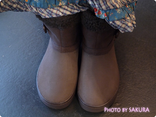 modessa synthetic suede shorty boot w モデッサ シンセティック スエード ショーティ ブーツ ウィメン ピンクハウススカートコーデ 正面