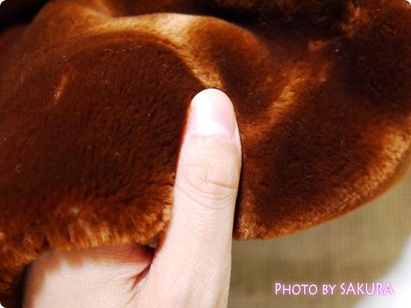 ラウンドベッド専用・抗菌防臭あったか替えカバー(犬用ベッド) 生地アップ
