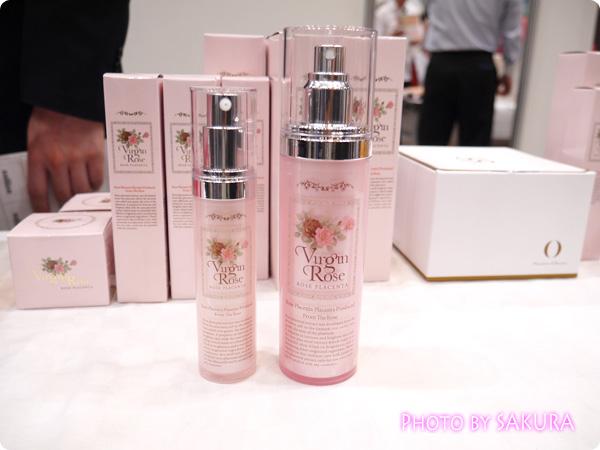 疲れが顏に出てきたら使う植物性・バラ由来の薔薇プラセンタ「ヴァージンローズ化粧水」