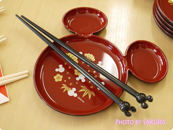 取り皿5枚&お箸5膳セット