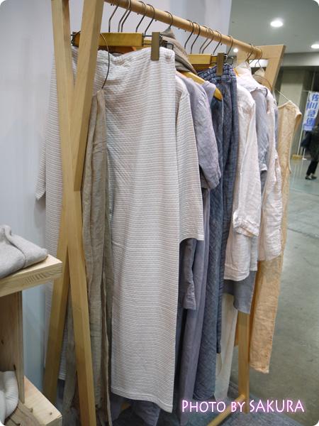 オーガニックコットン専門店「天衣無縫(てんいむほう)」ファッション2
