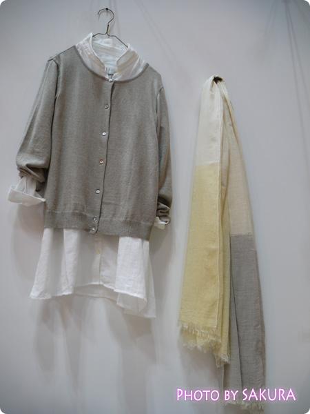 オーガニックコットン専門店「天衣無縫(てんいむほう)」ファッション3