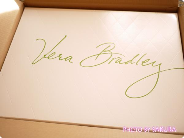 Vera Bradley ヴェラ・ブラッドリー プレースマット(ランチョンマット)の化粧箱