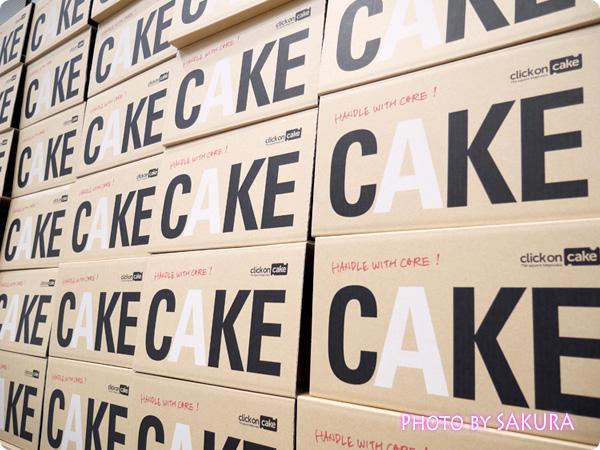 クリックオンケーキ ブース2