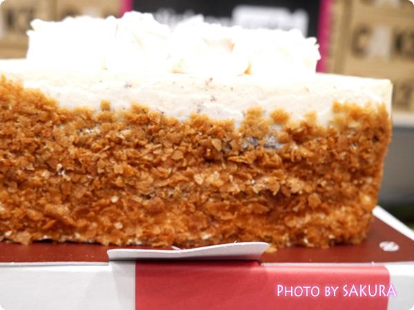 クリックオンケーキ  Antoinette's Secret Garden(アントワネットと秘密の花園)  ケーキのサイド