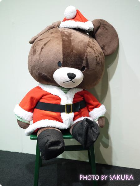 サンタのジャッキー