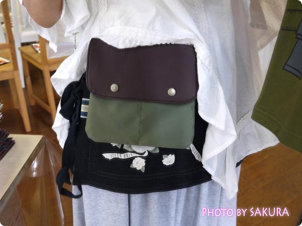 スタイリストみたいなポーチで小物を持ち運ぶ!FELISSIMO(フェリシモ)「身に着けられる小分け収納ポケットの会」