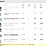 iHerbアイハーブで8回目のお買い物。アロマでアトピー対策