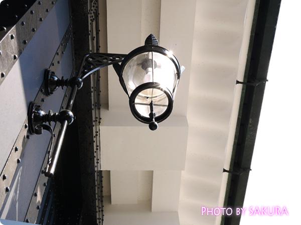 皇居 坂下門 ランプ