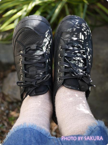 Kalso earth shoes(カルソーアースシューズ) Pace(ペース) ブラックを履いてみた