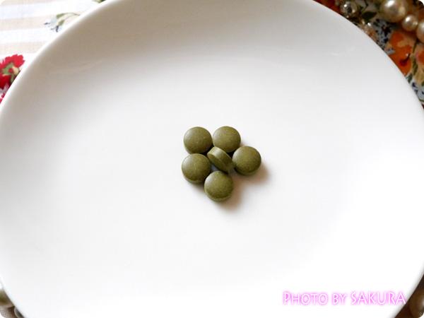 100%オーガニック素材の自然派デルガニックサプリ・モリンガール 一日6粒