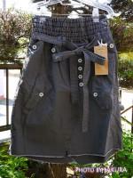 変わったデザインのカーゴスカート!オシャレウォーカーが可愛い件
