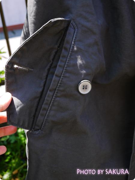 オシャレウォーカーオリジナル『アシンメトリーデザインカーゴスカート』 フロントのポケットは使えます